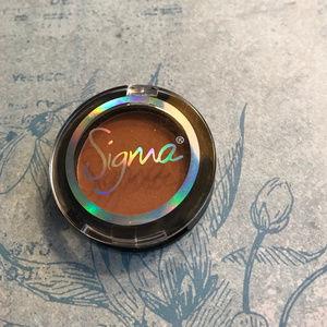 Sigma Eyeshadow Single - Topaz